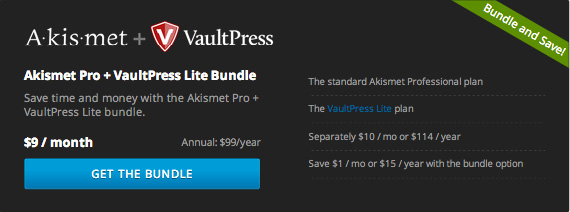 Akismet Bundle